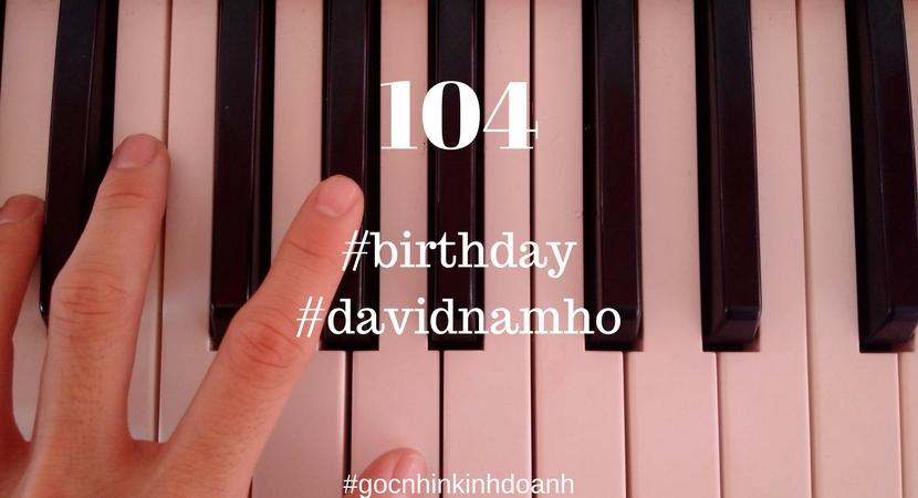 104 David Nam Hồ